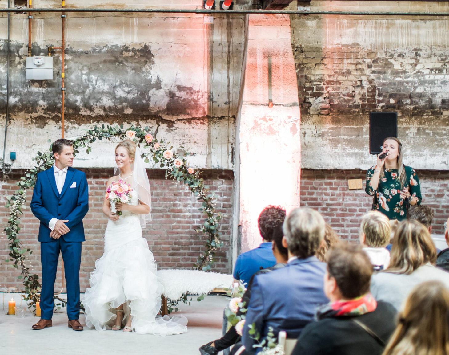Live muziek op je bruiloft, dé kers op jullie bruidstaart